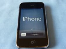 IPHONE 3GS - 32GB - A1303 IN BLACK - WORKING ORDER - O2