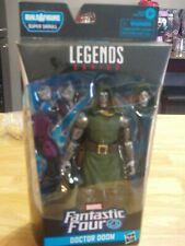 """Marvel Legends 6"""" Dr. Doom Fantastic Four Villain Super Skrull Wave New Sealed"""