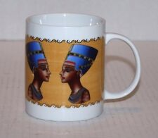 Royal Collection Egyptian Coffee Cup Mug - Excellent Condition!  Ships FREE!!