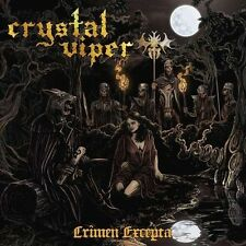 Crystal viper-crimen excepta CD