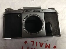 K W Praktica Waist finder Camera Body Only
