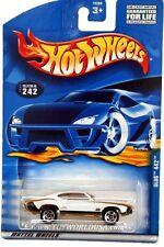 2000 Hot Wheels #242 Olds 442 1911 crd 5 spk