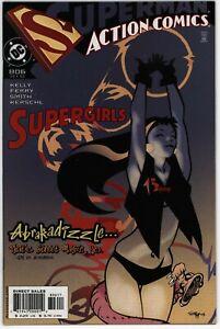 Action Comics #806, DC 2003, FN, Natasha Irons becomes Steel