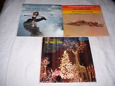 THE THREE SUNS    LOT OF 3 VINYL RECORDS LPS      CLEARANCE!!!