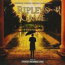 Ripley's Game 0744271975413 by Ennio Morricone CD