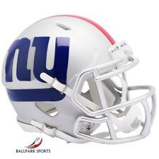 NEW YORK GIANTS (AMP ALTERNATE) Riddell Speed Mini Helmet