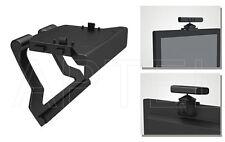 SUPPORTO MONTAGGIO A CLIP PER TV SCHERMO PIATTO LCD per KINECT XBOX 360 hsb