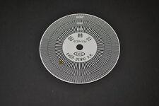 CEC ( CHUO DENKI K.K. Japan ) 33 1/3,45, 78 R/M Strobe disc Stroboscope