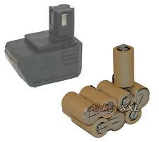 Batterie pour Hilti sf100/sfb105 - 9,6 V 3,0ah Nimh Neuf à réaliser soi-même