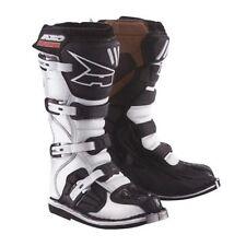 stivali moto cross enduro Axo drone mx bianco white boots