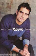 POSTER : MUSIC : BACKSTREET BOYS - KEVIN - BLUE SHIRT - FREE SHIP #7537    RW2 Q