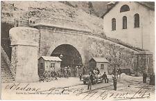 Entrée du Tunnel du MONT-CENIS (73)