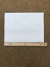 32 Snowboard Sticker 11.5x8.5
