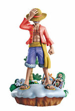 Megahouse One Piece LogBox 04 The New World Journey Figure Luffy NO BOX