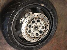 Suzuki Gsxf 600 Front Wheel With Disks