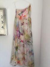 Silk Zara Robe Longue