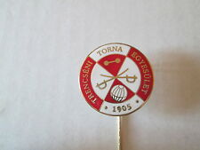 a1 TRENCSENI TORNA EGYESULET FC club football futball pins ungheria hungary
