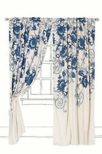 Anthropologie Stitched Mansoa Curtain - One Panel Original $268