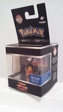 Pokemon Trainers Choice Tepig Action Figure With Display Case 2017 Tomy