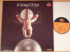 The Scott Allison Chorale-A Song of Joy (Somerset, D 196x/LP VG + +/M -)