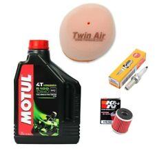 Motul oil, NGK spark plug & Twin Air filter service kit Yamaha YZ250FX 2015-2017