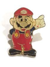 Mario Standing, Vintage Nintendo Collector Pins, Series A, 1 of 18