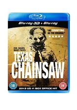Texas Chainsaw (3D Edition with 2D Edition) [Blu-ray]