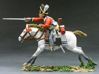 King & Country retired - NA085 - British Scots Grey charging 1