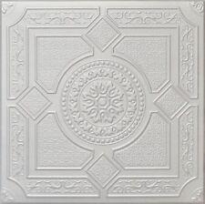 Decorative Ceiling Tiles Styrofoam 20x20 R30 Platinum