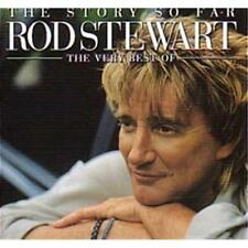 Rod Stewart The Story So Far The Very Best Of Remastered 2 CD NEW