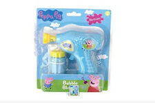 Peppa Pig BUBBLE BLOWER for Kids