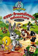 NEW DVD // Baby Looney Tunes - Eggs-traordinary Adventure // 59 minutes // ENG