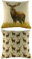 "cushion covers Stag Majestic Beasts Cushion Cover 17""  24986"