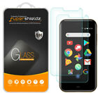 2X Supershieldz Tempered Glass Screen Protector Saver for Palm Phone