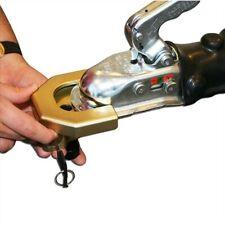 Kompakte Diebstahlsicherung für Anhänger - Trailerschloss Kupplungsschloss