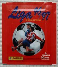 Packet Panini la Liga 1996 1997 96 97 Unopened Pochette Bustina Tüte Paquet
