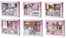 Le Toy Van Daisylane Puppenhaus Zubehör verschiedene Zimmer Holzspielzeug Holz