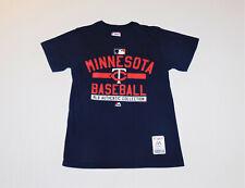 Minnesota Twins Majestic Triple Peak MLB Baseball Shirt Men's Medium NICE!