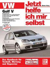 WERKSTATTHANDBUCH REPARATURANLEITUNG JETZT HELFE ICH MIR SELBST 240 VW GOLF V 5