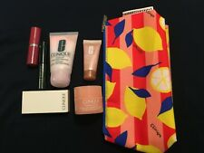 New 2020 Donald X Clinique 7 Piece Skincare Makeup Gift Set - All About Eyes