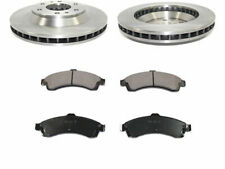 For 2002-2005 GMC Envoy Brake Pad and Rotor Kit Front 52829VK 2003 2004
