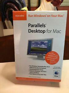 Nova Development Parallels Desktop for Mac