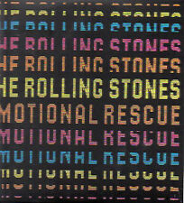 ★☆★ CD Single The ROLLING STONES Emotional rescue 2-track CARD SLEEVE  ★☆★