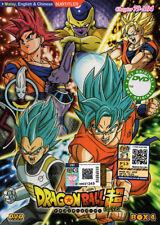 Dragon Ball Super DVD Box 4 Chapter 79-104 (English Sub) - US Seller Ship FAST
