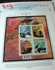 Canada Stamp Scott#  2166b  Duck Decoys  2006  MNH L331