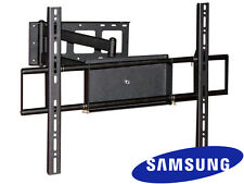 Corner Friendly Full Motion Samsung TV Wall Mount 40 42 50 52 55 60 70 LCD LED