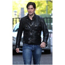 Richard Armitage Walking in Jacket and Jeans 8 x 10 Inch Photo