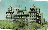 Vintage Postcard - 1950 Capital District Building Albany New York NY #4236