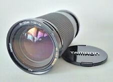 Tamron CF Tele Macro 35-135mm f/3.5-4.2 Wide Macro / Portrait Lens - Adaptall 2