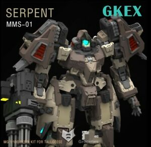 OZ-00MS Tallgeese トールギス Gundam GK Conversion Kits MG 1/100